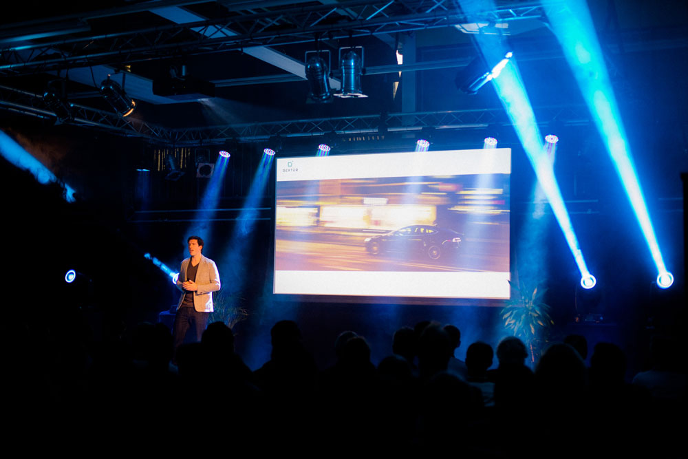 Dexter's pitch at Demo Day – Smart Energy Accelerator of Rockstart