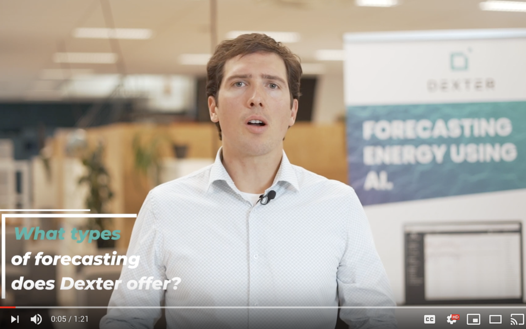 What types of forecasting does Dexter offer? [VIDEO]