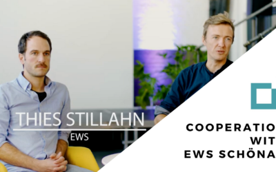 Cooperation: Dexter Energy & EWS Schönau [VIDEO]